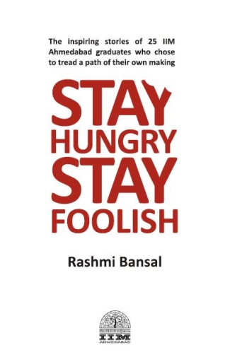 Book Review: Stay Hungry Stay Foolish