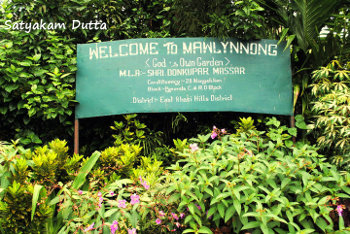 Welcome to Mawlynnong