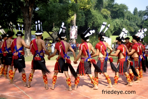 Naga Folk Dance