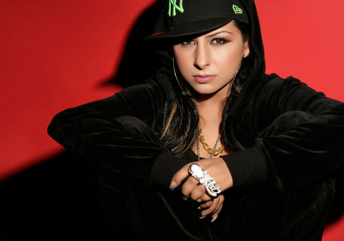 Fighting it out: Hard Kaur