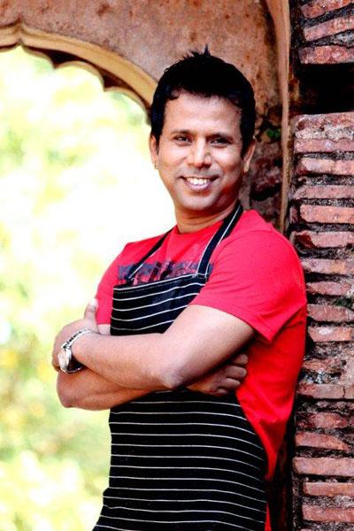 A Moment with Chef Atul Lahkar