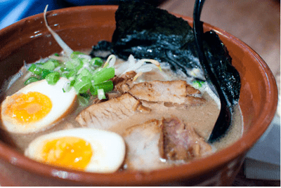 A Small Journey into Japanese Cuisines