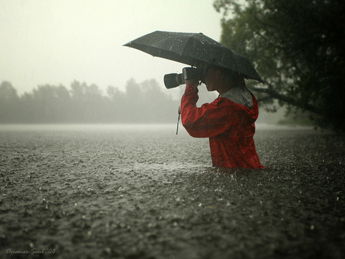 A Guide to Taking Photographs in the Rain