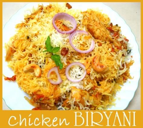Chicken Biriyani (Eid Special) by Rachna Shakyawar