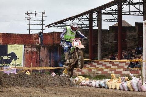Second Horsepower challenge autocross
