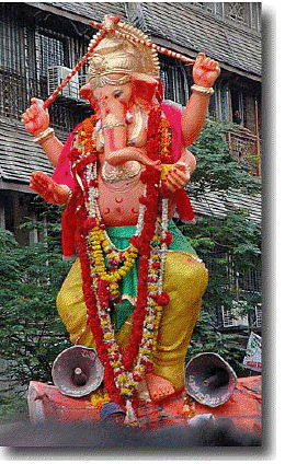 Ganapati Bappa Moraya