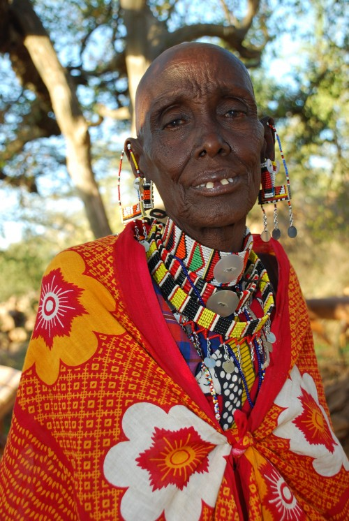 Encounter with the Masai tribes of Kenya