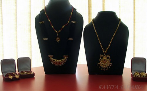 Traditional Assamese Jewelry by Kavita Saharia