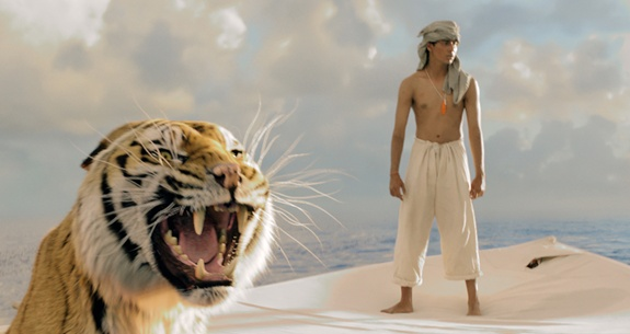 Ang Lee on Life of Pi, India and more!