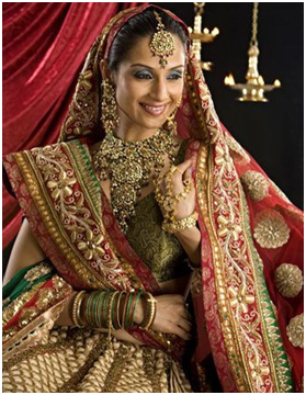 INDIAN BRIDES AND THEIR FASHION DESIGNERS