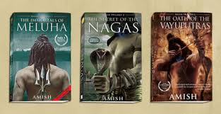The Shiva trilogy by Amish- a review