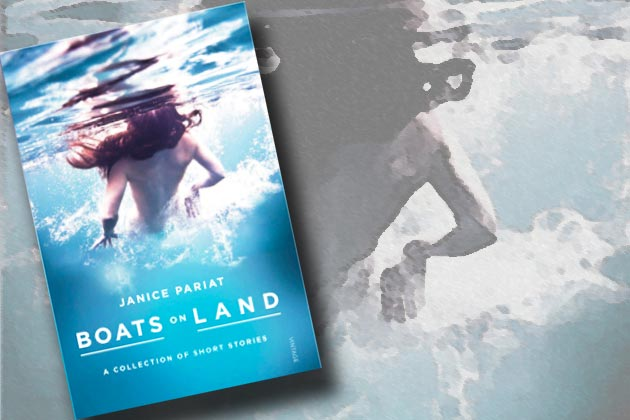 Boats on Land by Janice Pariat -A book review