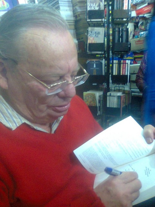 A miscellaneous date with Ruskin Bond