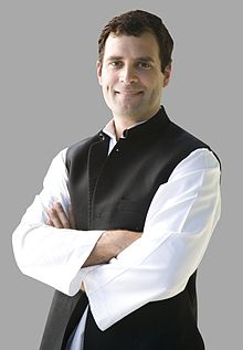 Rahul Gandhi - The Gandhi scion