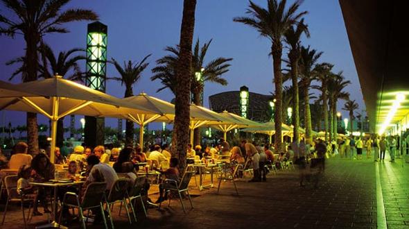 boutique restaurant barcelona