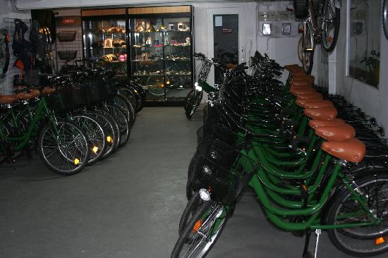 green-bikes-barcelona