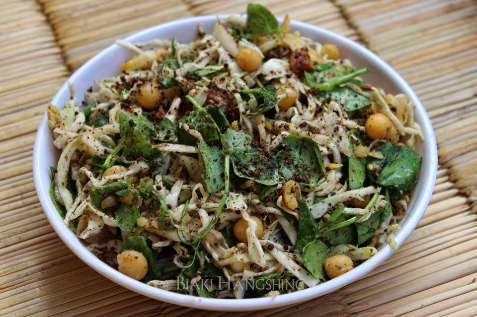 Ethnic Dishes from MANIPUR Eromba and Singju