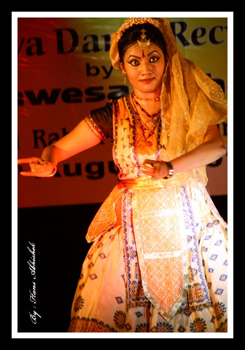 Anwesha Mahanta's dance recital_photo by Hans Abhishek 2