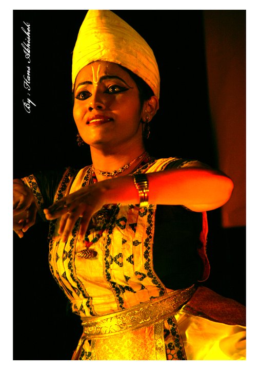 Anwesha Mahanta's dance recital_photo by Hans Abhishek