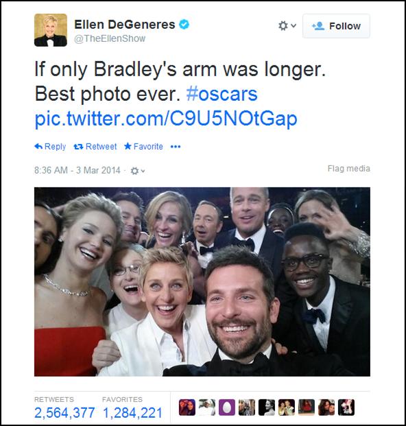India Celebrated #Oscars2014 on Twitter