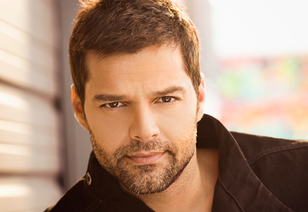 Freak-out with Ricky Martin!