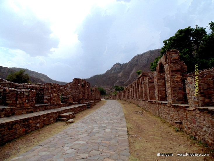 A trip to Bhangarh