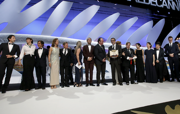 Cannes  2014 winners © AFV / V. Hache