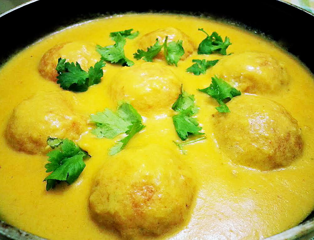 Paneer Malai Kofta Curry – Recipe