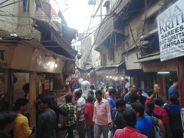 Paranthe wali Gali – A tryst with history