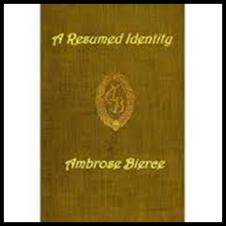 """Short yet whole of """"A RESUMED IDENTITY"""""""