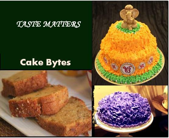 Cake Bites: Let's bake!