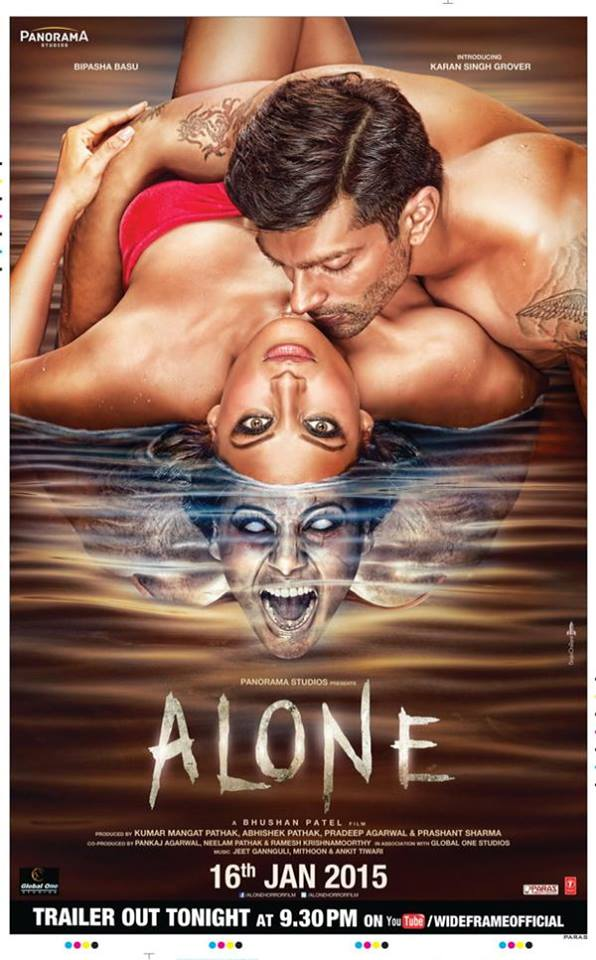 Trailer: Alone | Bipasha Basu, Karan Singh Grover |