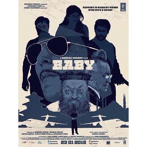 Trailer: Neeraj Pandey's BABY   Akshay Kumar   Tapsee Pannu   Danny