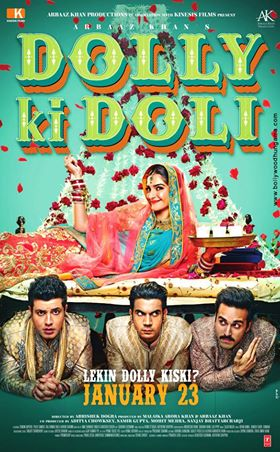 Trailer: Dolly Ki Doli | Sonam Kapoor, Pulkit Samrat, Rajkumar Rao |