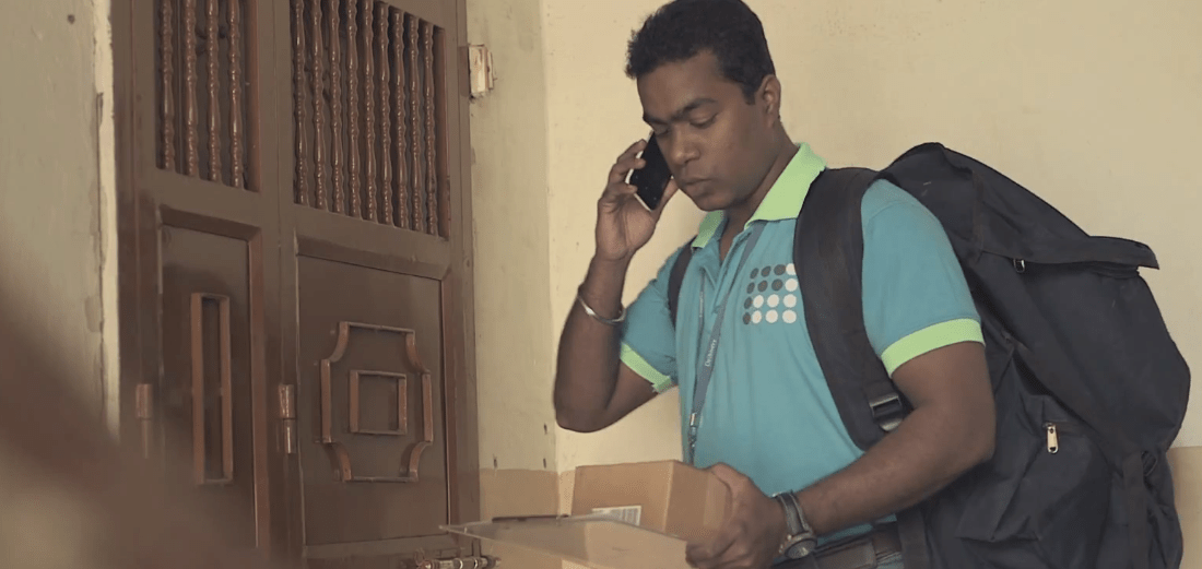 Video: Celebrating the unsung heroes of online shopping