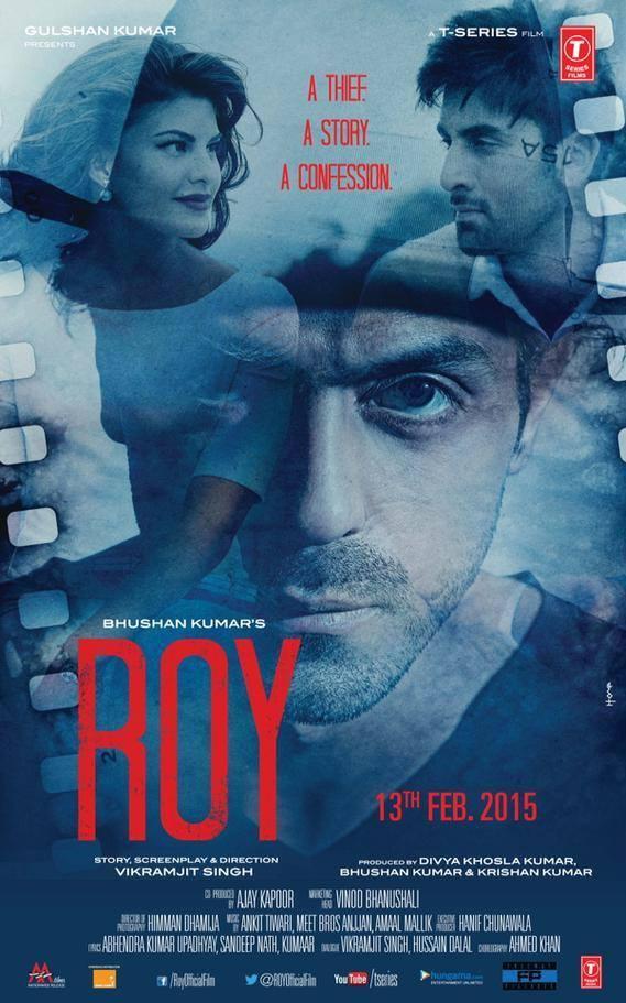 Trailer: Roy   Ranbir Kapoor, Arjun Rampal, Jacqueline Fernendez  