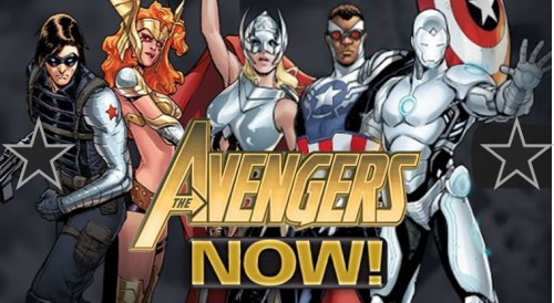 Video: The AVENGERS NOW