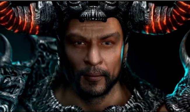 Video: Shah Rukh Khan as Atharva, a graphic novel hero