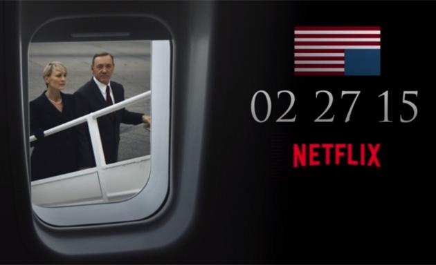 Trailer: House Of Cards Season 3