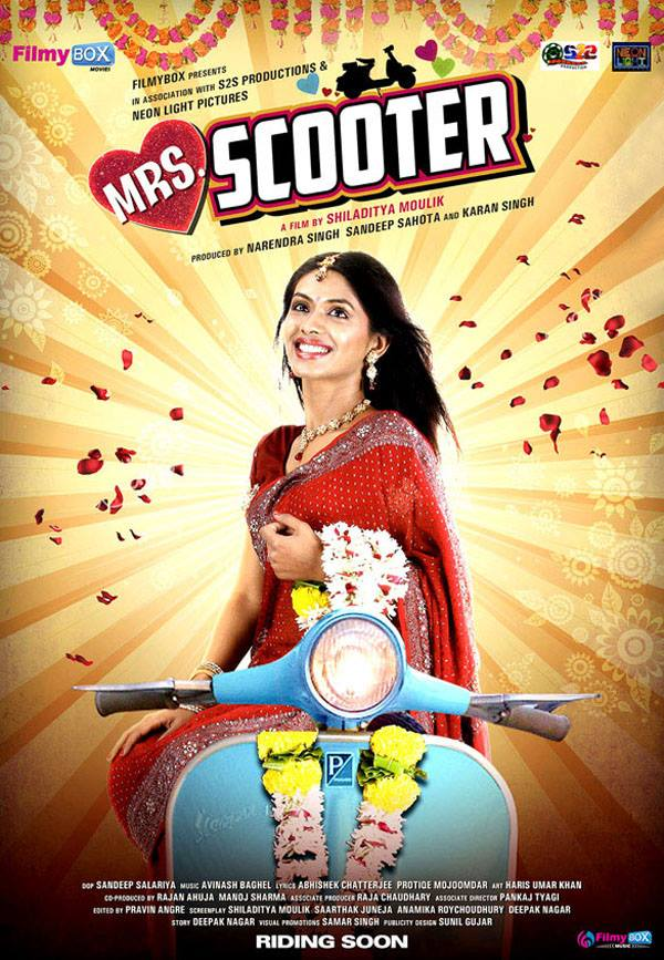 Trailer: Mrs Scooter