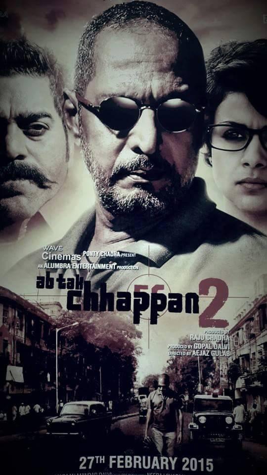 Trailer: Ab Tak Chappan 2   Nana Patekar  
