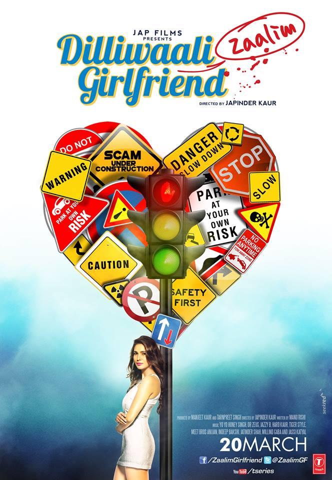 Trailer: Dilliwali Zaalim Girlfriend    Divyendu Sharma, Jackie Shroff  