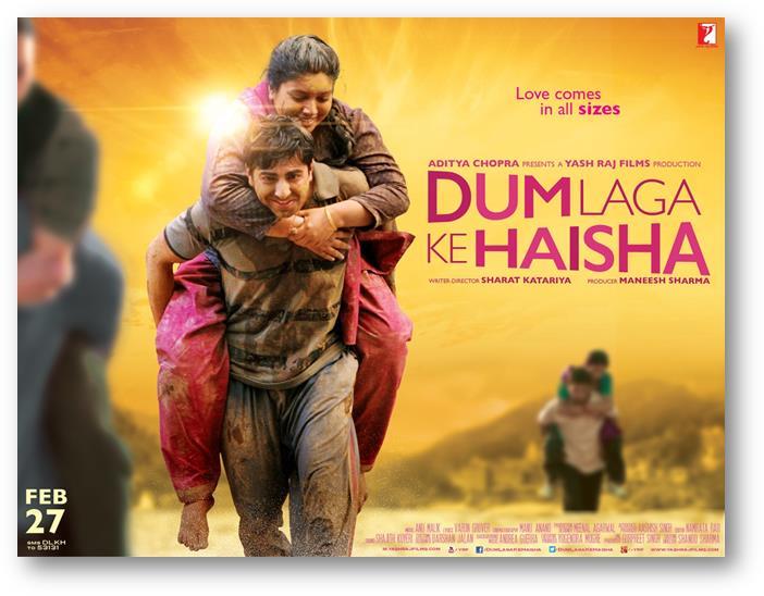 Trailer: Dum Laga Ke Haisha   Ayushmann Khurrana, YRF, Maneeh Sharma  