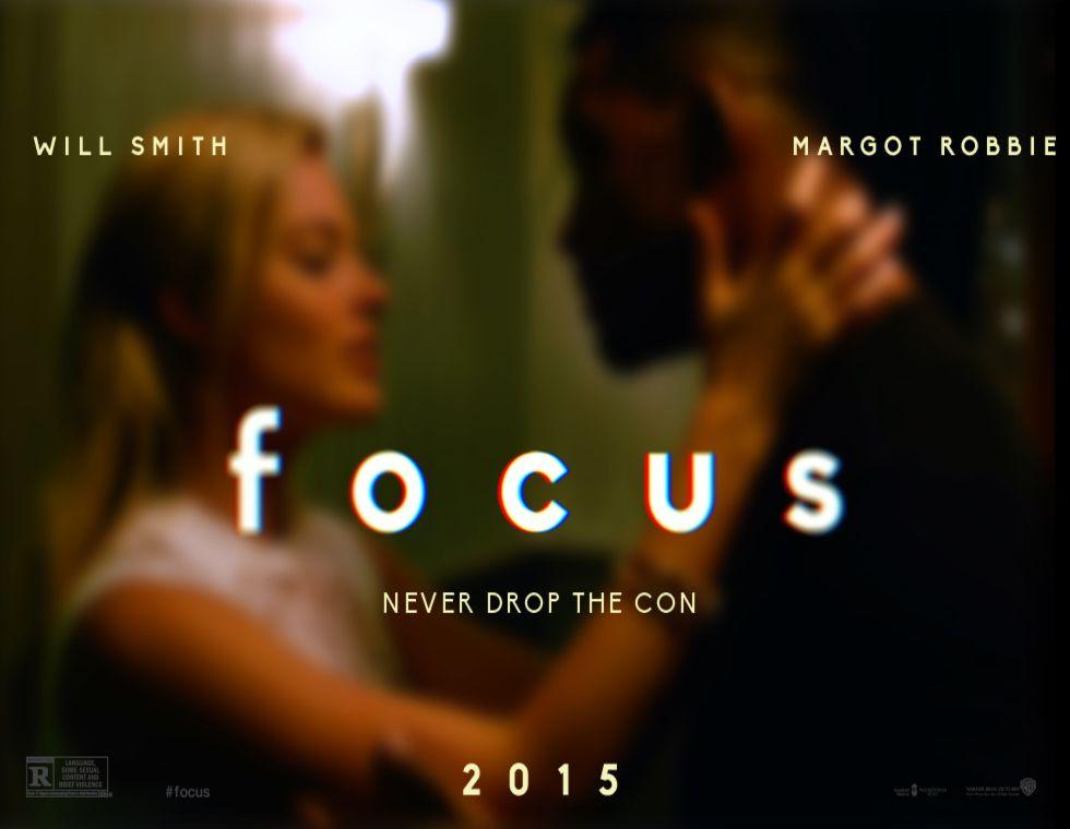 Trailer: Focus (2015)   Will Smith, Margot Robbie  