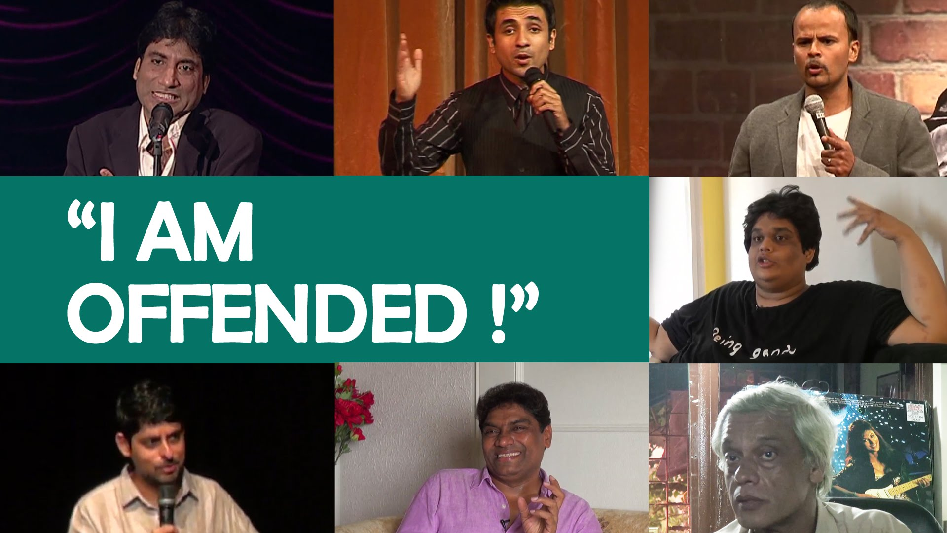 Video: I Am Offended | Being Indian Film |