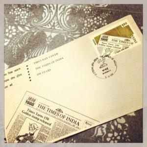 Laxman Stamp