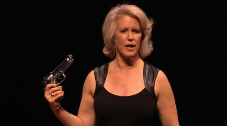 Video: Stunning revelation by Leslie Morgan Steiner on facing domestic violence