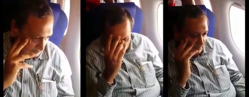 Video: This is what a girl did to her molester on an Indian flight