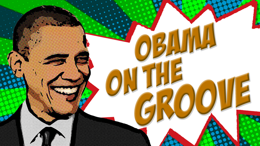 Obama on the groove_1