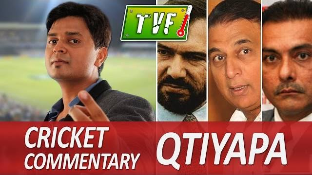 Video: Vipul Goyal on Cricket Commentary Qtiyapa  | Stand Up Comedy |